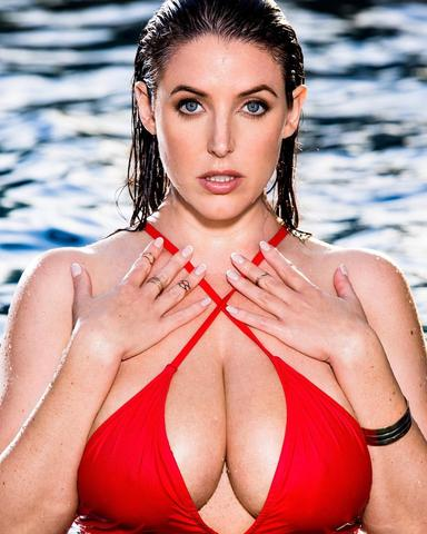 Angela white escort
